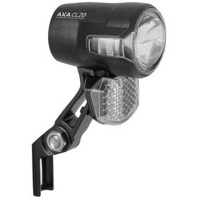 Axa Compactline 20 Switch Headlight med Strömbrytare